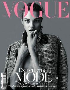 Vogue Paris March 2012 Natalia Vodianova by Mert & Marcus