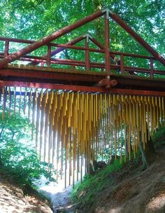 Wind Chime Bridge, Denmark