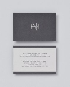 25 new amazing business cards - Best of April and May 2014 - Blog of Francesco…
