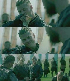 Ivar the boneless #vikings5
