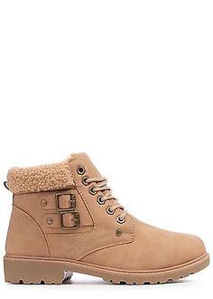 369bbdd4d599b1 Seventyseven Lifestyle Damen Schuh Stiefelette Worker Boots Kunstleder  dunkel grau