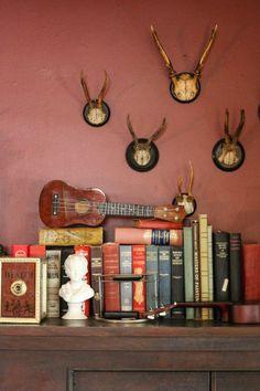 Joe's Victorian 'Owl House'