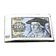 100 Mark Portemonnaie