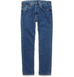 Levi's 501 CT Jeans 501 CT Slim-Fit Jeans   MR PORTER