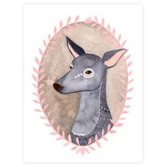 Little Fawn Liv, $28, now featured on Fab.