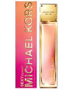 Michael Kors Sexy Sunset Eau de Parfum, 3.4 oz | macys.com
