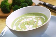 Brokolicová/Broccoli soup