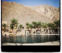 Six Senses Resort & Spa in Zighy Bay, Oman