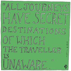 illustrated travel quotes martin buber dorothy sanders