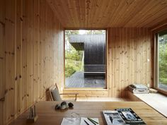 Cabin in Oslo / Irma Salo Jæger / Renovated and expanded by Irene Sævik