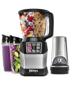 Ninja Ultima Review  Flu Fighting Smoothie Recipe  Ninja Blender Prepossessing Ninja Ultima Kitchen System Review