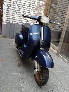 My Vespa 50 special 1971