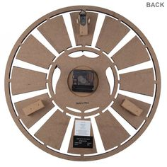 Get Route 66 MDF Wood Clock online or find other Wall Clocks products from HobbyLobby.com