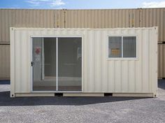 Excited about all the business opportunities that a can bring? So if you have a great business idea, and need someone to help you turn it into a reality, Shipping Containers Sydney are the ones to do it for you. Give us a call on 8397 Shipping Container Conversions, Shipping Container Office, Shipping Containers For Sale, Great Business Ideas, Site Office, Sea Containers, Container Shop, News Space, Backyard