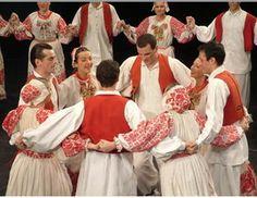 Traditional Croatian Dance - Kolo!