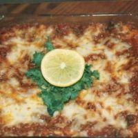 Brazilian Lasagna With Ham Recipe