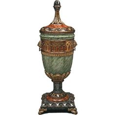 Grande Tuscan Marble Urn