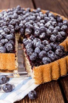La tarte à la myrtille No Cook Desserts, Delicious Desserts, Pie Recipes, Dessert Recipes, Vegan Junk Food, Vegan Sushi, Vegan Baby, Vegan Pancakes, Vegan Smoothies