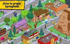 Los Simpson Springfield App Gratis para Android y Apple IOS