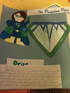 essay title my hero