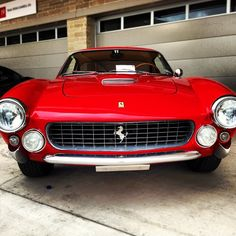 Jaw droppingly beautiful Ferrari 250 GT California!