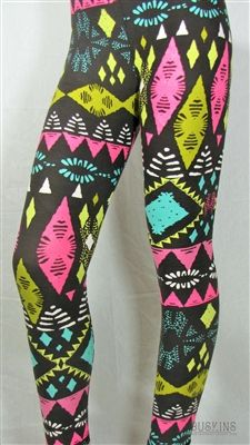 Neon Feather Girls $12