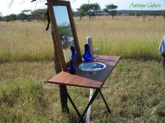 Camping at its best www.antelopesafaris.com Outdoor Tables, Outdoor Decor, Tour Guide, Safari, Camping, Tours, Outdoor Furniture, Home Decor, Campsite