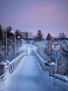 After sun set, Bardus, Norway