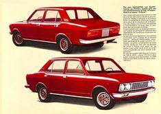 1971-81 / Fiat 132