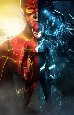 The Flash, Barry Allen Flash Barry Allen, The Flash Poster, The Flash Art, Lego Dc Comics, Dc Comics Art, Flash Wallpaper, Film Anime, The Flash Grant Gustin, Univers Dc