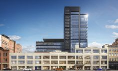 Gallery of CetraRuddy Designs Tallest Building in New York's Meatpacking District - 2