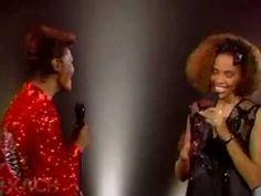 Dionne Warwick & Whitney Houston- You're A Friend Of Mine (digital clear)(hi-fi)