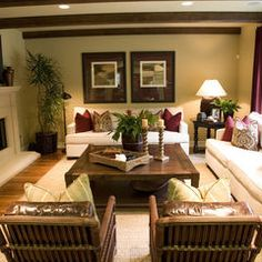 Tropical Living Room Tropical Decortropical