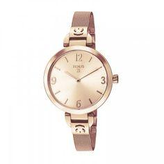 @TOUS Jewelry Jewelry Jewelry Jewelry  - Boheme Mesh #Women #Watch #Tous
