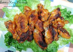 Bobbi's Kozy Kitchen: Sriracha Hot Wings