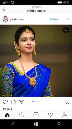 Over - Kanjivaram / Saree Store: Fashion Cutwork Blouse Designs, Wedding Saree Blouse Designs, Pattu Saree Blouse Designs, Half Saree Designs, Fancy Blouse Designs, Hand Work Blouse Design, Stylish Blouse Design, Designer Blouse Patterns, Sumo