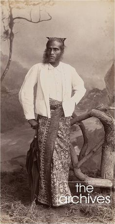 A Sinhalese Gentleman - Ceylon (Sri Lanka) Forest People, Oriental Hotel, Dark Portrait, Vintage India, Asian History, Le Far West, Moorish, Trees To Plant, Sri Lanka