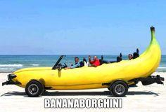 Bananaborghini lol