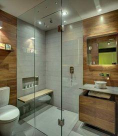 modern Bathroom by RIMA Arquitectura