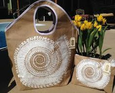 Beach Bags at DANZAR www.danzar.com
