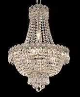 Show products in category Elegant Lighting 1900D16C/RC Chandeliers Century