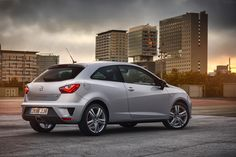 Seat Ibiza Cupra. 192 HP Engine