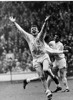 Legend: Billy Bremner, captain of Leeds United