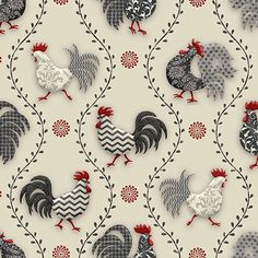 Pictures to decoupage. Vintage Diy, Vintage Images, Diy And Crafts, Arts And Crafts, Paper Crafts, Rooster Art, Rooster Decor, Motifs Animal, Chicken Art