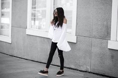 fashionlush, minimal fashion, not your average blouse
