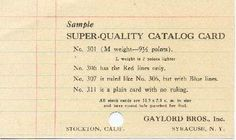 Though a big-time user of online library catalogs, I remember card catalogs with great pleasure and miss seeing them in the library. card catalog - Google Search