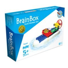 Brain Box Boat Electronic Kit
