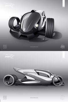 Peugeot Concept Design