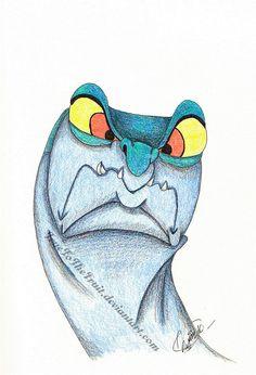 Joanna the Goanna - The Rescuers Minion Art, Disney Villains, Disney Characters, Disney Sleeve, Drawing Stuff, Disney Tattoos, Disney Drawings, Disney Art, Good Movies