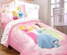 Disney Princesses Your Royal Grace 5 Piece Full Comforter Sheet Set From Disney